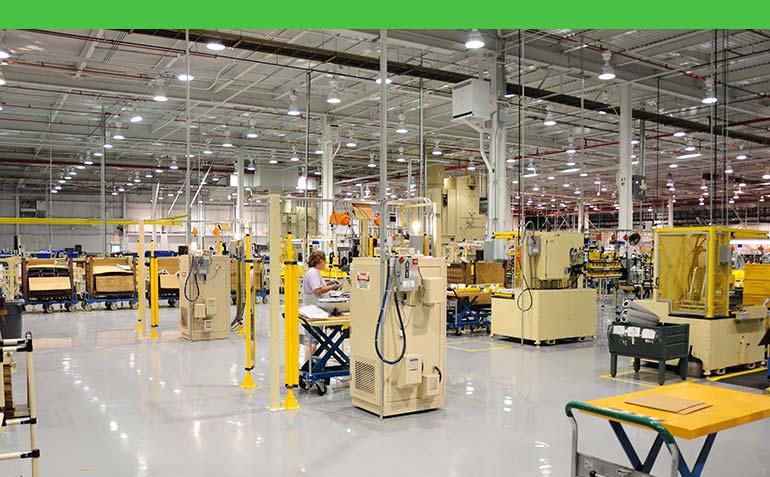 NOM-025-STPS-2008, Condiciones de iluminación en los centros de trabajo
